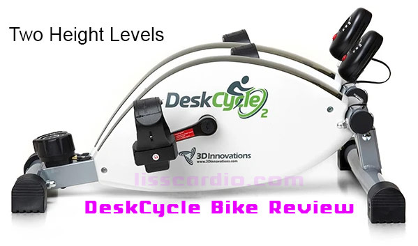 DeskCycle Exercise Bike Review: Do under desk exercise bikes work?