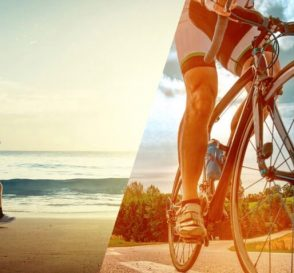 How Does Stationary Bike Vs Running Improve Your Health