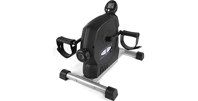Large Pedals for the MagneTrainer and DeskCycle