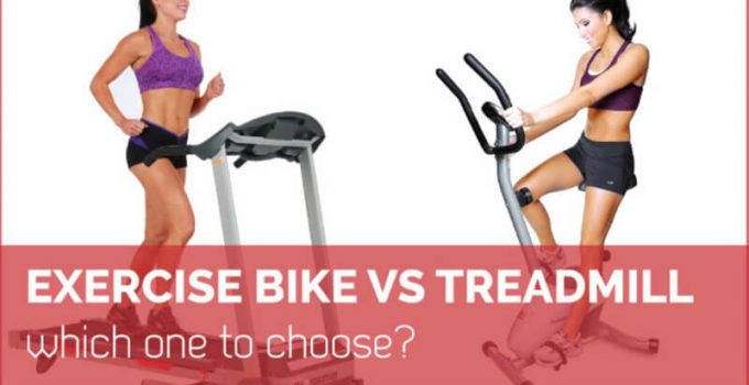 Stationary Bike Vs Treadmill The Truth Revealed
