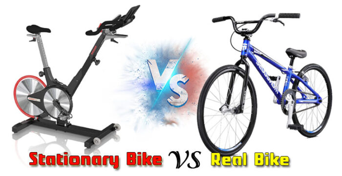 What The Experts Say About Stationary Bike Vs Real Bike?