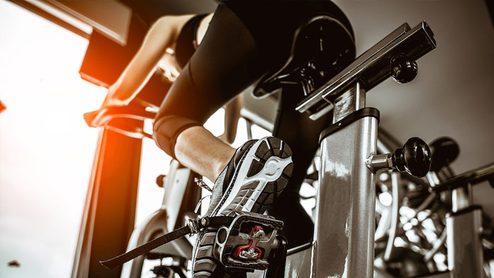 Sunny health fitness indoor cycling bike review