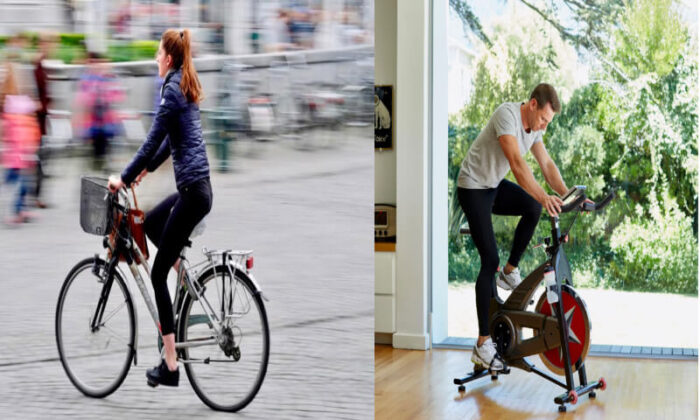 What The Experts Say About Stationary Bike Vs Real Bike