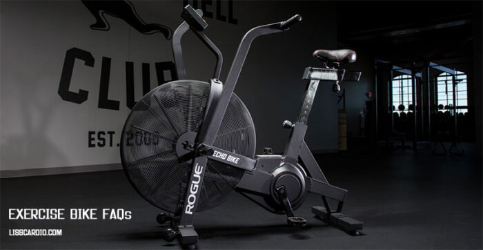 Exercise Bike FAQs – Frequently Asked Questions Answered