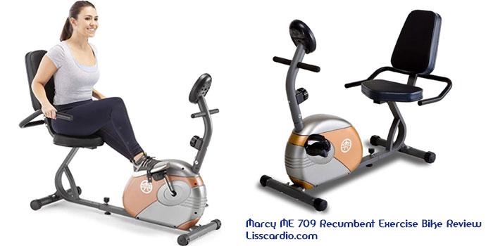 Marcy ME 709 Recumbent Exercise Bike Review