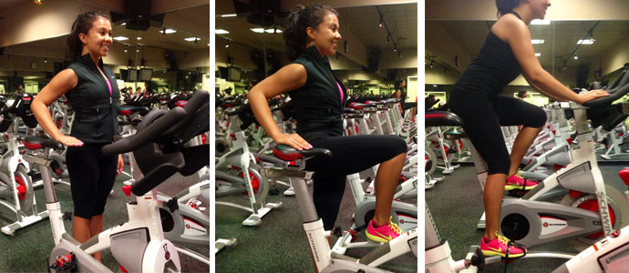 Spin Bike positions that you should note when use