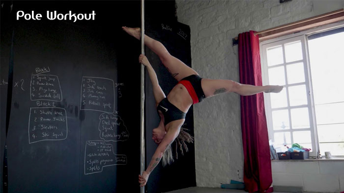7 preparation tips to consider before you start Pole Workouts