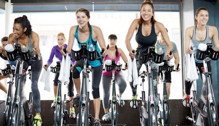 Dress for Cycling with Exercise Bike