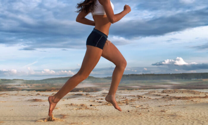 5 Bodyweight Cardio Workout You Can do on The Beach
