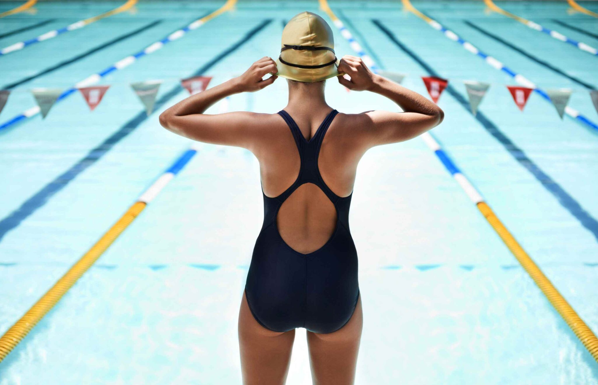 How Many Laps in a Pool is Good Cardio?